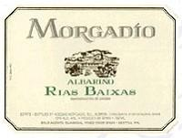 Morgadio Albarino Rias Baixas 2008 750ml